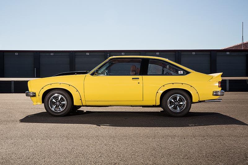 Holden -torana -a 9x -side -view