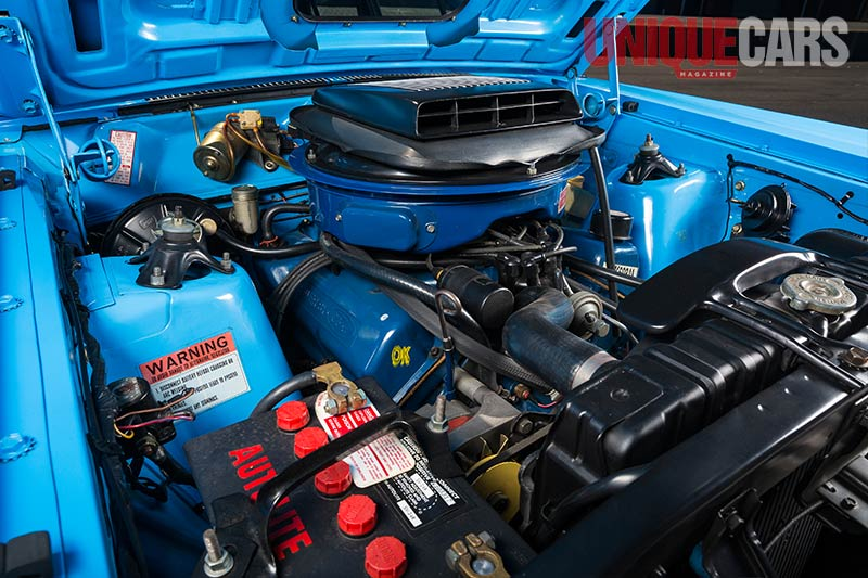 Ford -falcon -xy -gtho -engine -bay -2