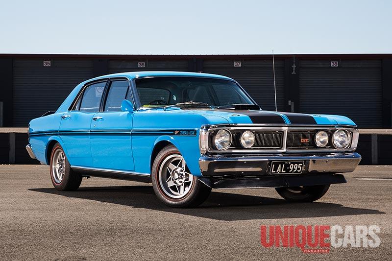 1971 1972 ford falcon xy gt ho phase iii buyers guide rh tradeuniquecars com au ford xy falcon 500 sedan ford xy falcon 500 sedan