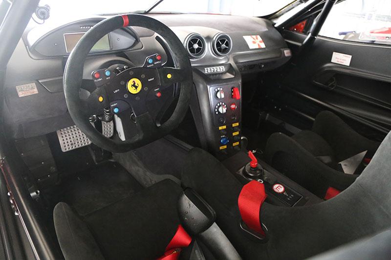 Ferrari -599xx -evoluzione -cabin -2
