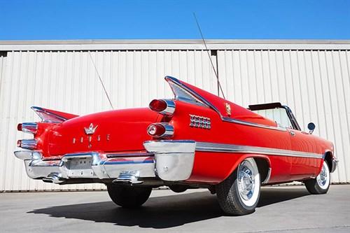 Dodge -custom -royal -rear