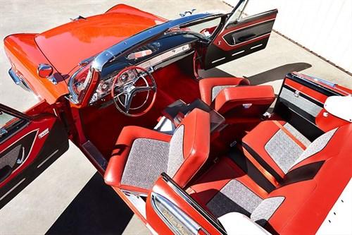 Dodge -custom -royal -top -view