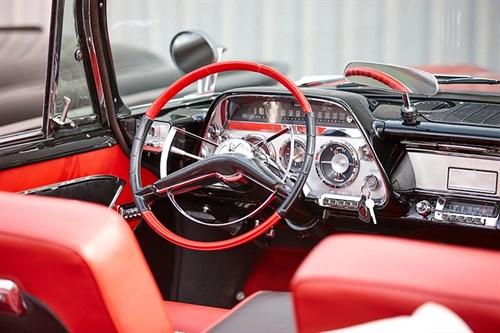 Dodge -custom -royal -interior -front