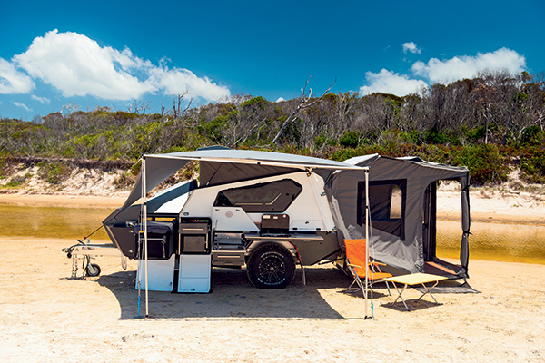 Camper Trailer Of The Year 2017 Pioneer Mitchell