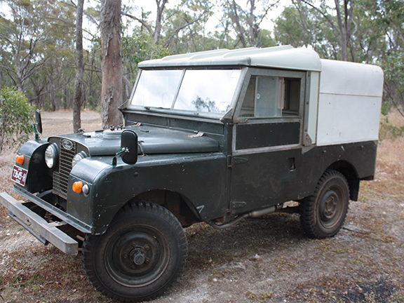 1954 Land Rover Series I