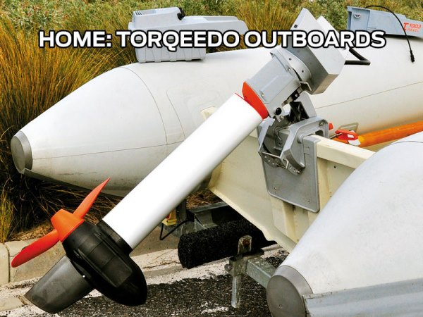 Torqeedo electric outboard motors