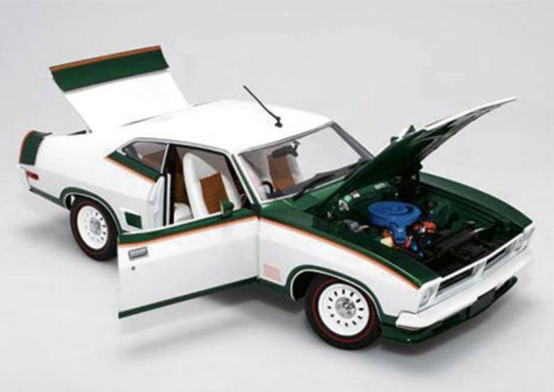 Model -XB-Falcon -Hardtop -John -Goss -Special