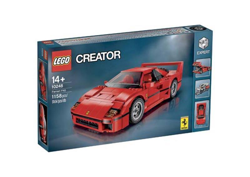 Ferrari -F40-Lego -Set