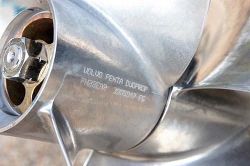 Volvo Penta Duoprop FH propeller