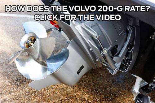 Volvo Penta 200-G inboard sterndrive