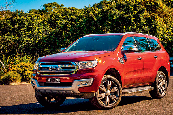 Ford -Everest -Titanium -Tow -Test -3