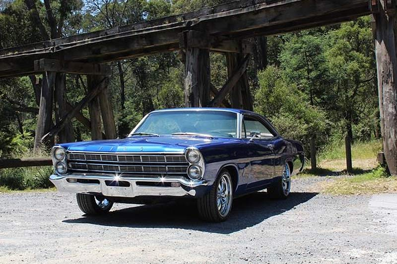 Ford -galaxie -500
