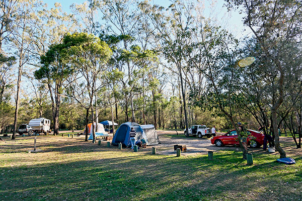 Crows -Nest -camping -area