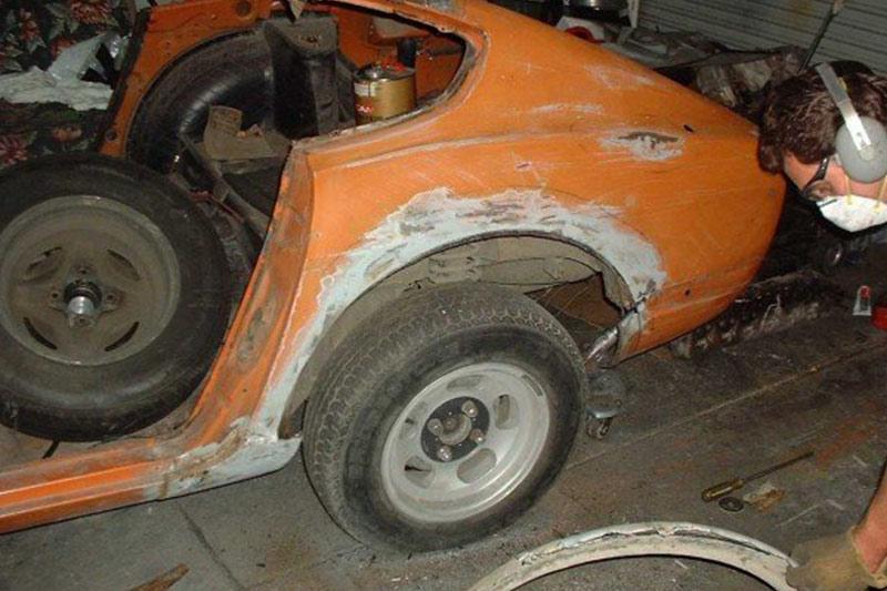Datsun -240z -resto -1