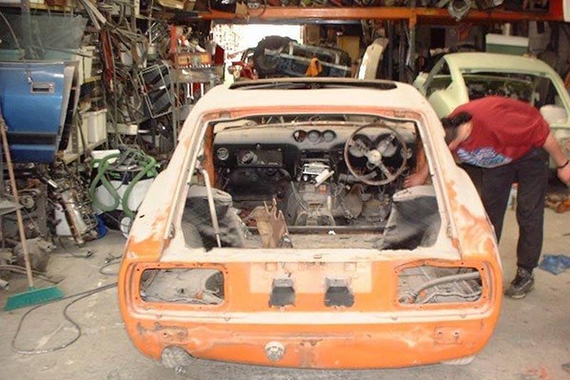 Datsun -240z -resto -2