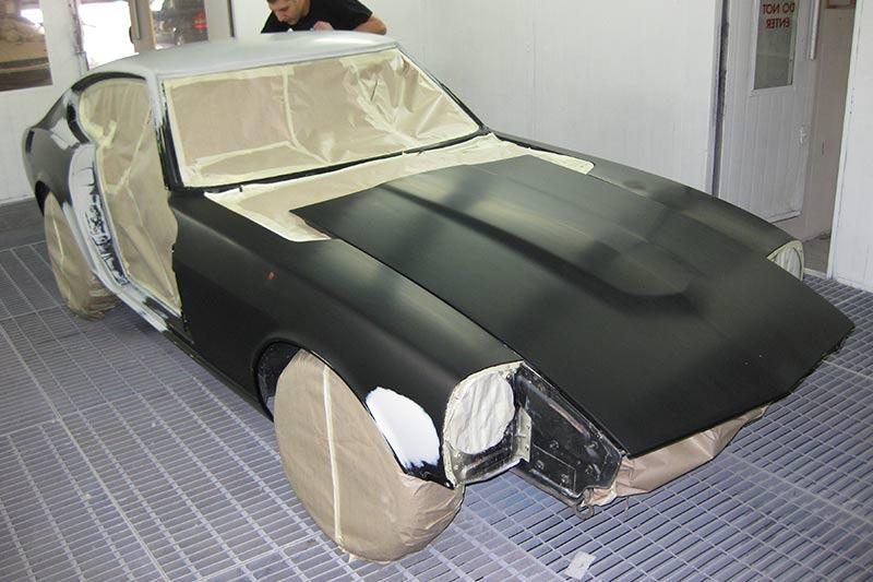 Datsun -240z -painting