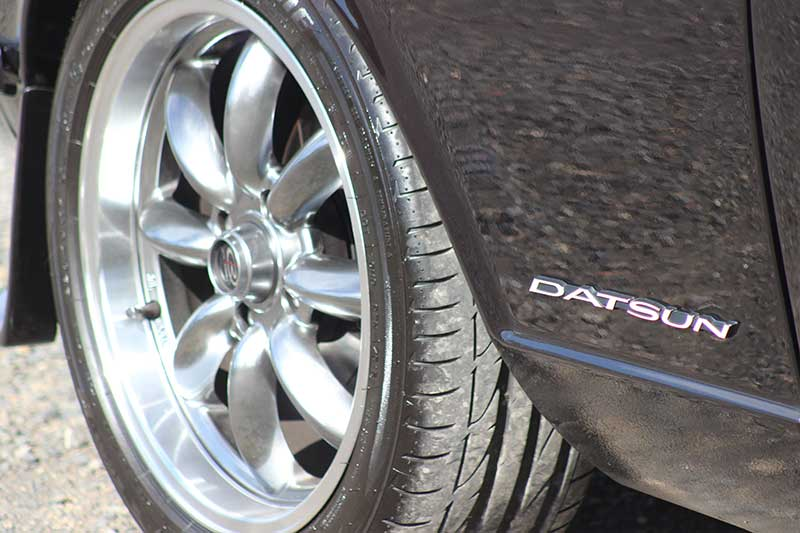 Datsun -240z -wheel