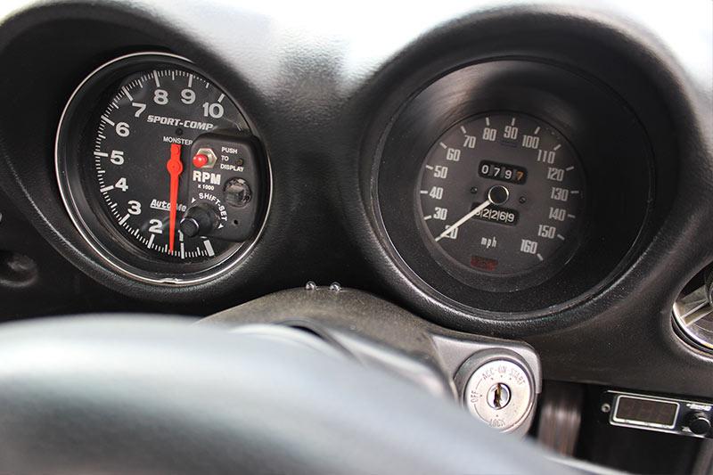 Datsun -240z -dash