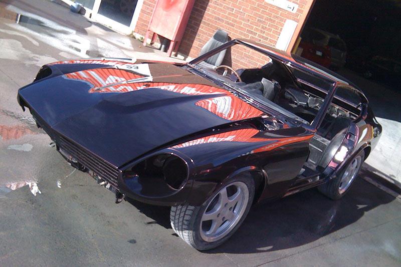 Datsun -240z -before