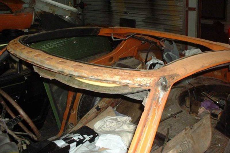 Datsun -240z -roof -panel