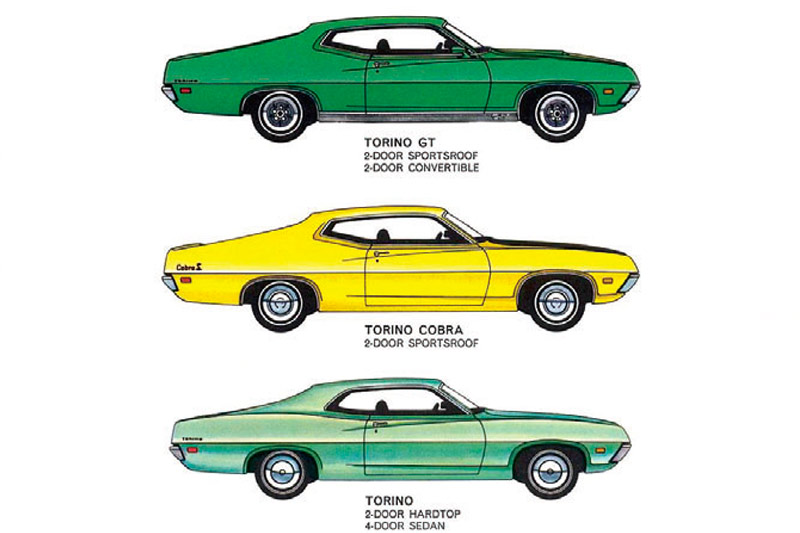 Image Result For Ford Torino In Australia