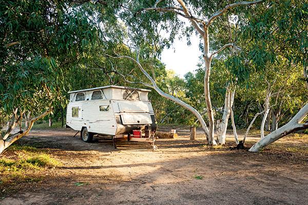 Small -caravan