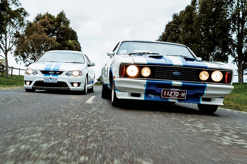 Ford -falcon -cobra -onroad