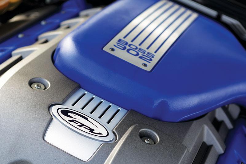 Ford -falcon -cobra -engine