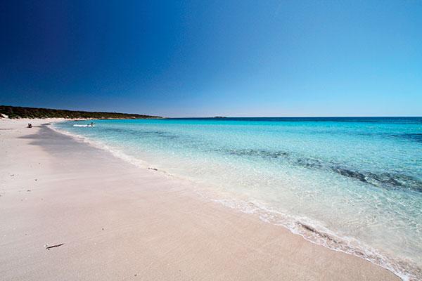 September -Beach