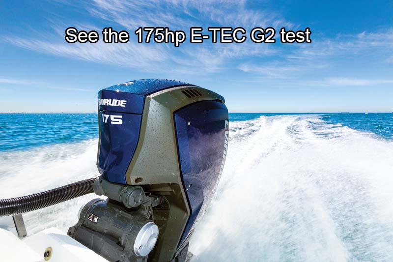 Evinrude E-TEC 175 G2 outboard motor review