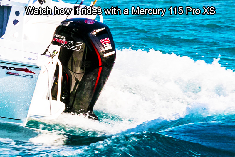 115hp Mercury Pro XS outboard motor review