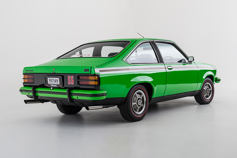 Torana -hatch -rear