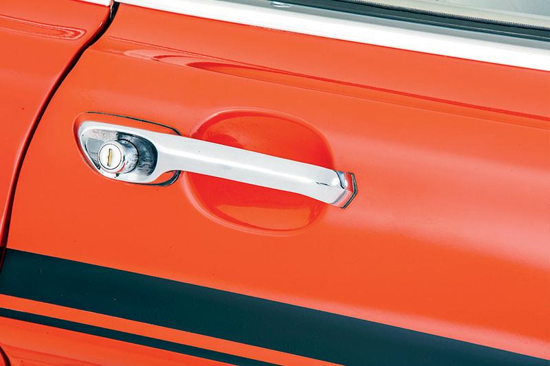 Ford -capri -doorhandle