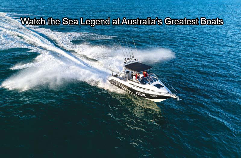 Whittley SL 22 Sea Legend