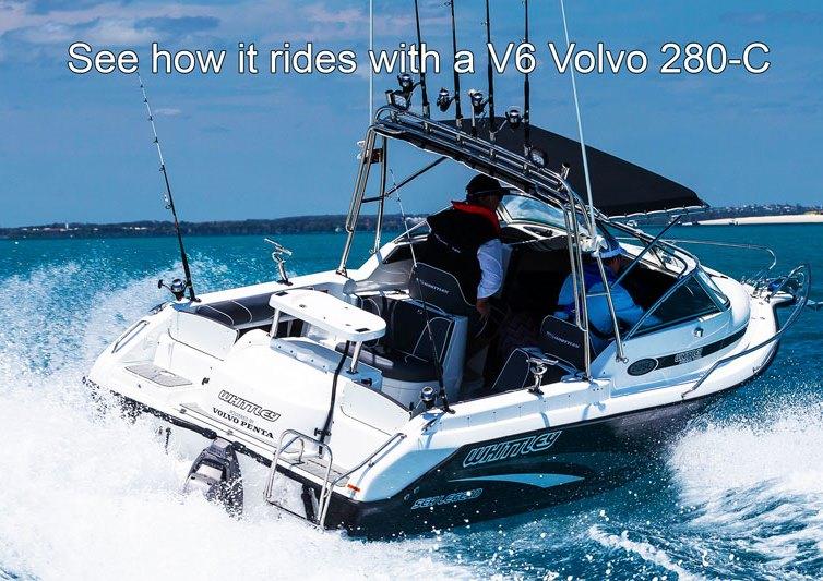 Volvo Penta 280-C V6 sterndrive