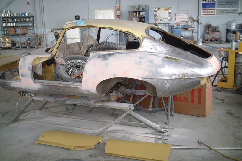Jaguar -etype -shell