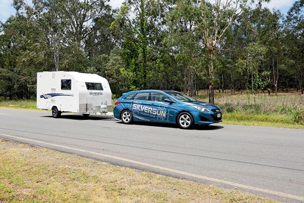 Silversun -caravan