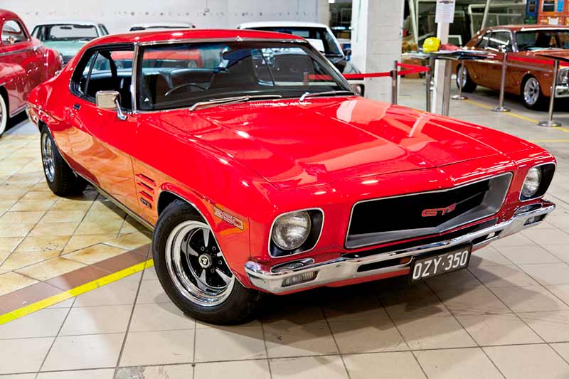 Holden -hq -gts -350