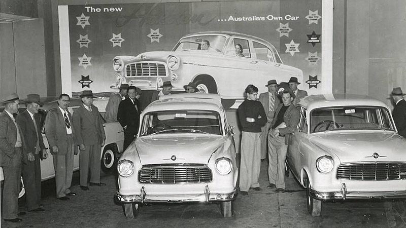 Holden -FE