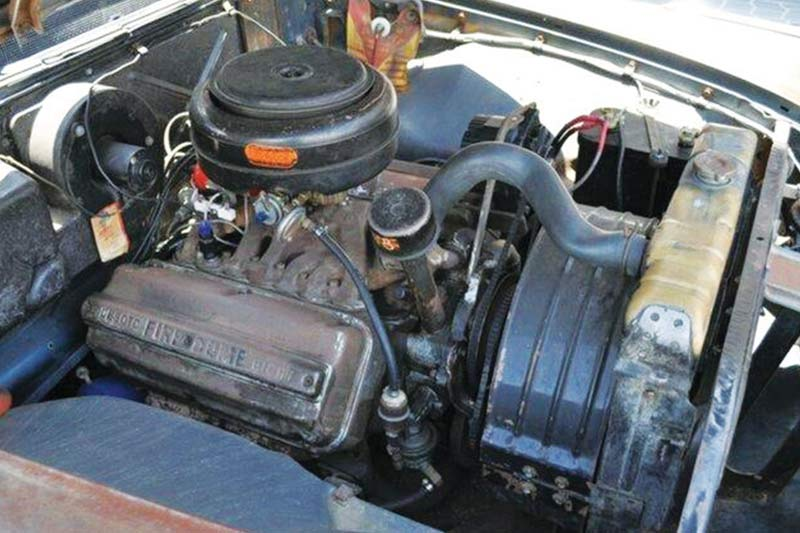 De -soto -firedome -engine