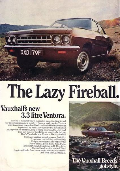Vauxhall -ventora