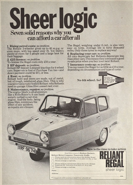 Reliant -regal