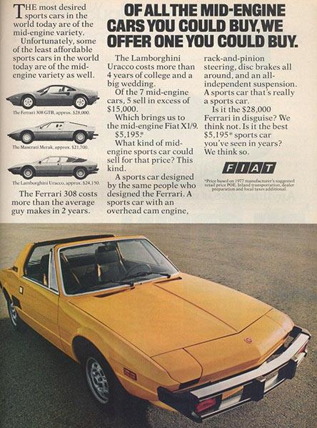 Fiat -x 1-9