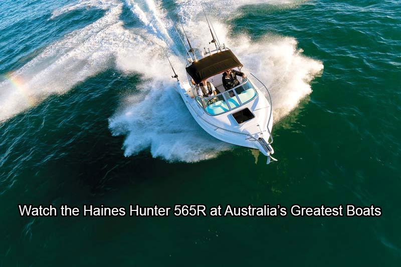Haines Hunter 565R
