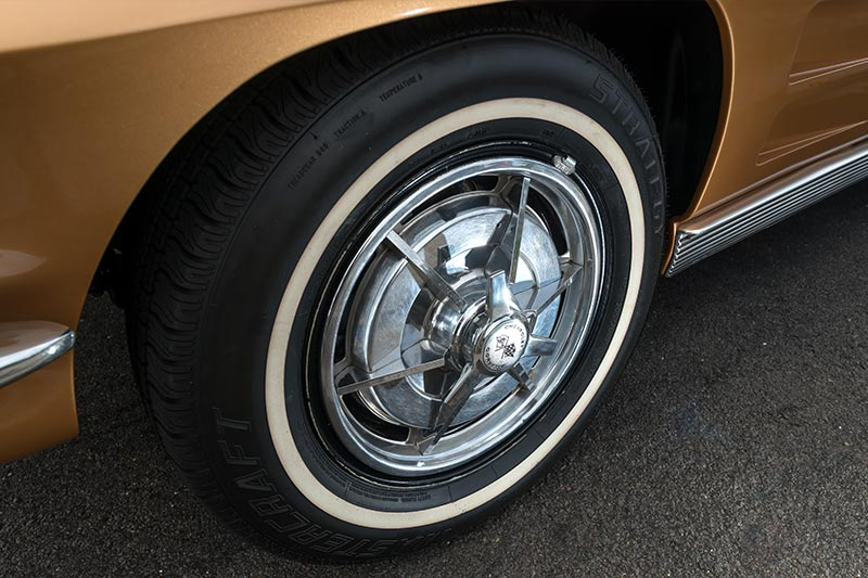 Corvette -stingray -wheel