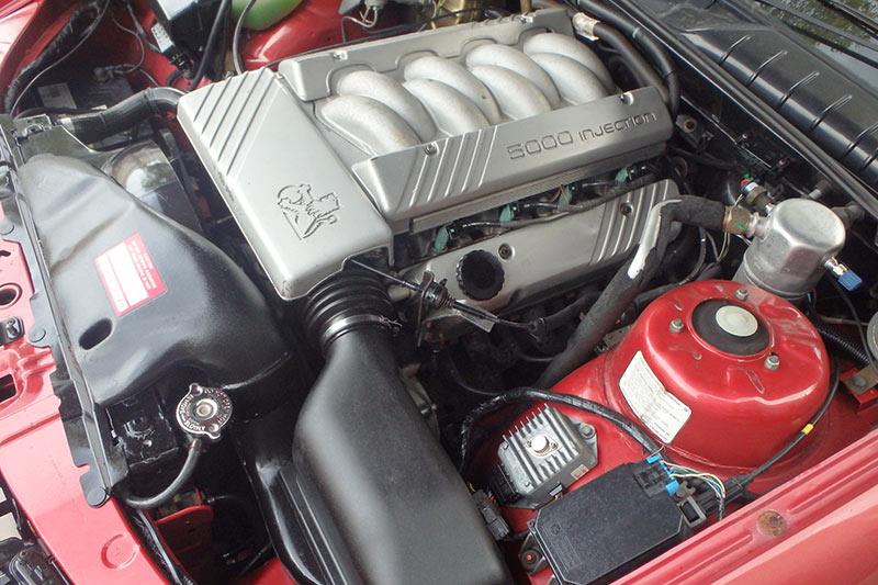 Holden -vn -calais -engine