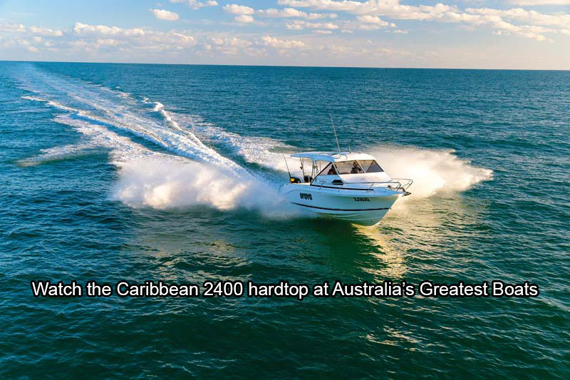 Caribbean 2400 hardtop