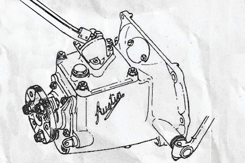Austin -7-engine