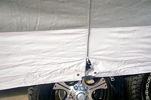 Caravan -cover