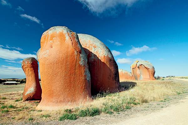 Murphy 's -Haystacks -unusual -shapes